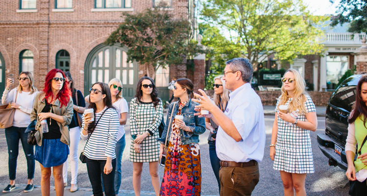 Charleston Walking Tours Image