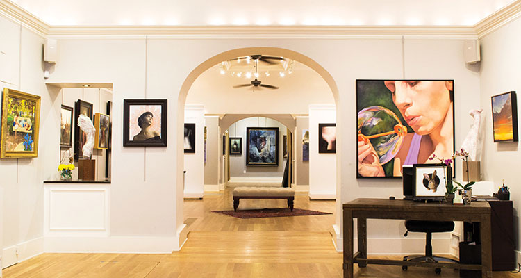 Charleston Art Galleries Image