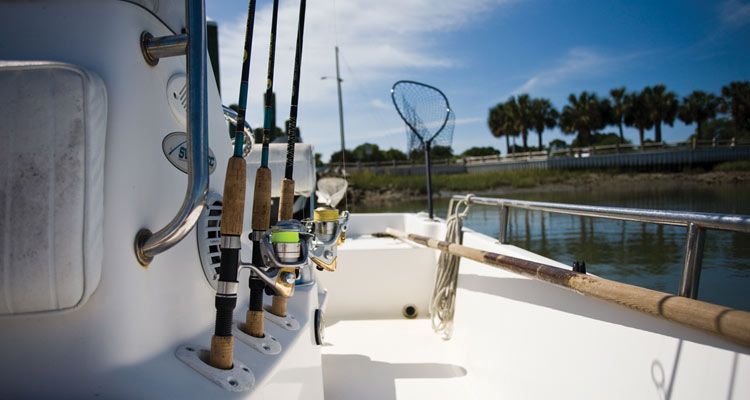 Charleston Fishing Charters Image