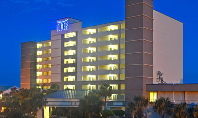 Check In To Tides Folly Beach S Only Oceanfront Hotel