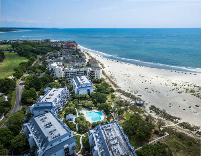 Charleston Beach Resorts