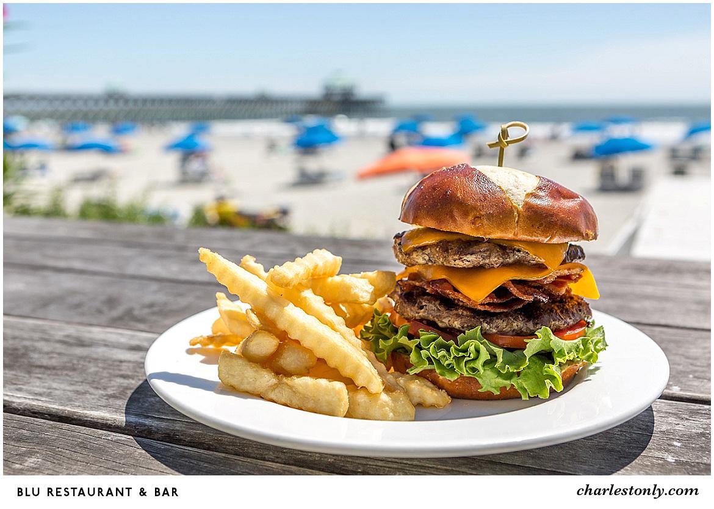 BLU Cheeseburger