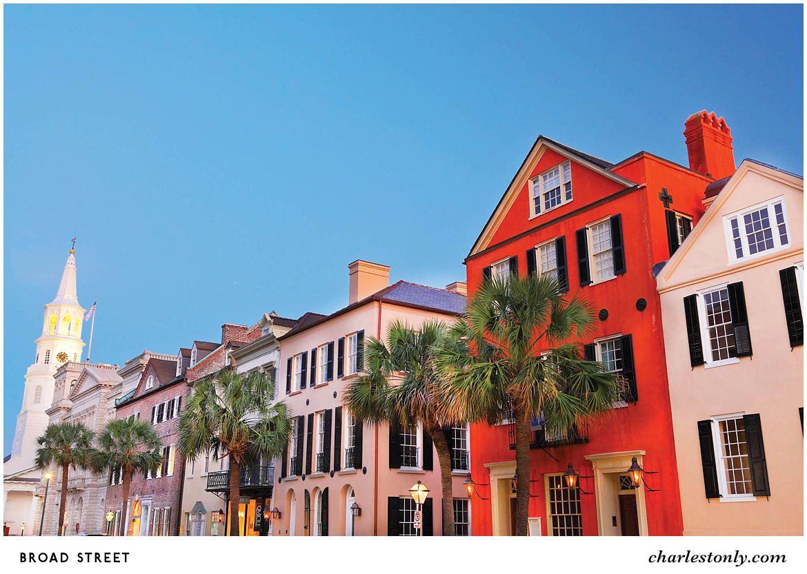 Charleston Sc 29401 Mail: 8 Iconic Streets To Explore In Charleston, SC