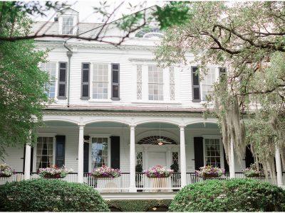 Elizabeth & Felix : Governor Thomas Bennett House