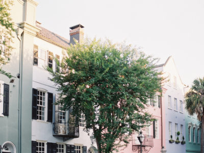 2021 Charleston Bucket List
