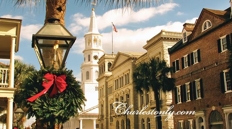 Christmas In Charleston Explore Charleston Blog