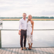 Picture-Perfect Dockside Soiree