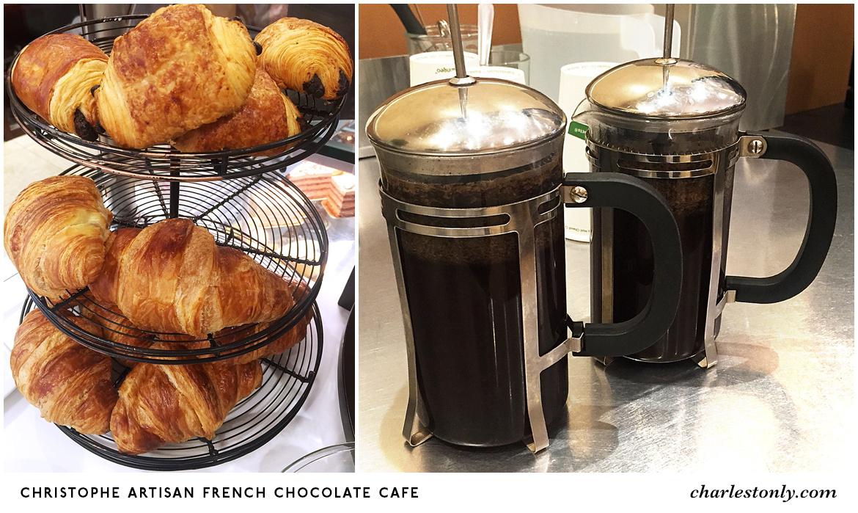 Christophe Artisan French Chocolate Cafe