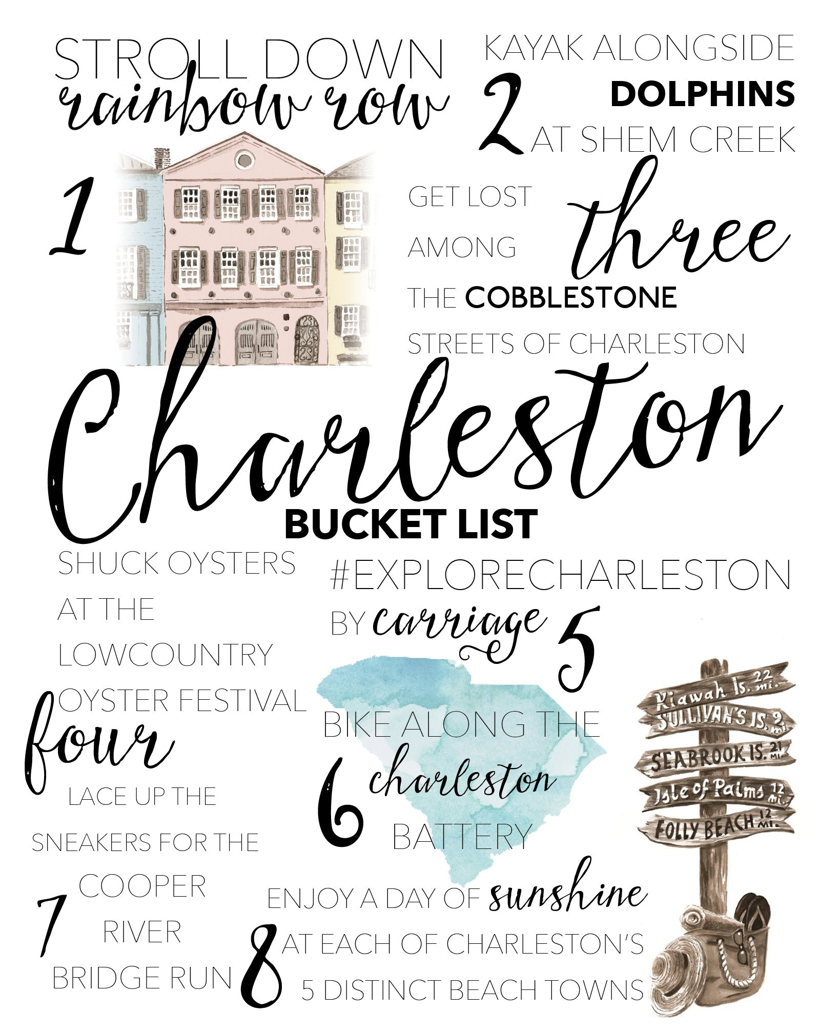 2018 charleston sc bucket list things to do for What to do in summerville sc