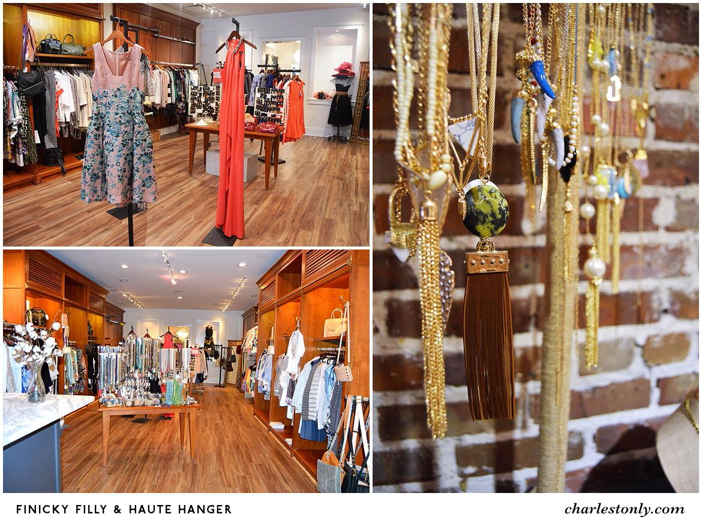 Finicky Filly & Haute Hanger