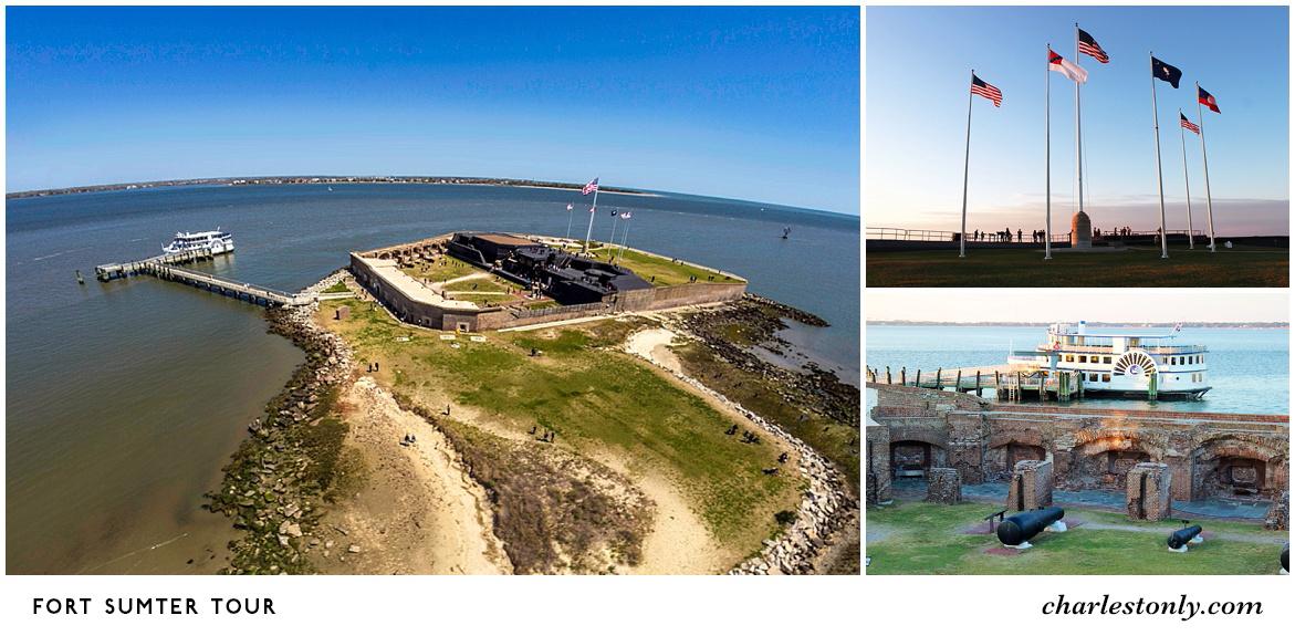 Fort Sumter Tour