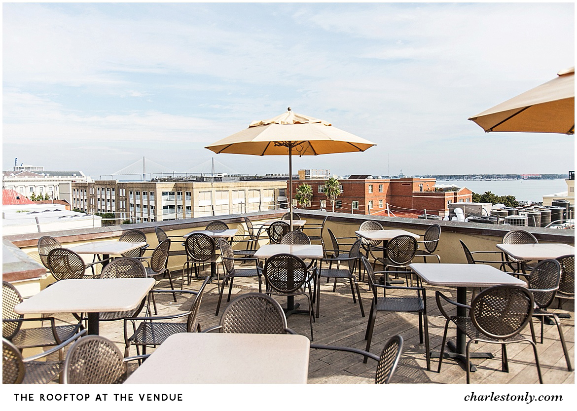 The Rooftop at The Vendue