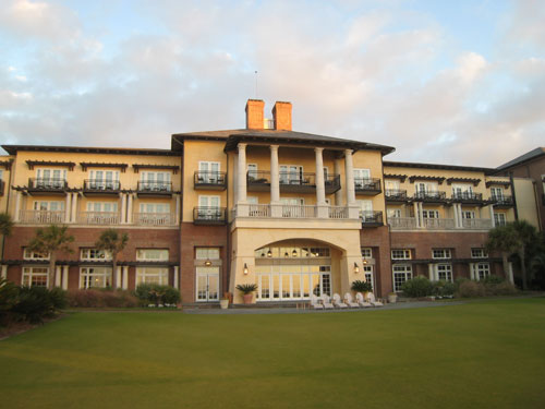 Christmas Day At Kiawah Island Golf Resort Charleston
