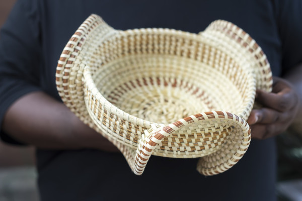 Build Your Own Sweetgrass Basket