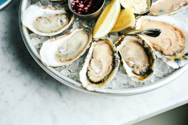 Top 14 Spots for Oysters in Charleston