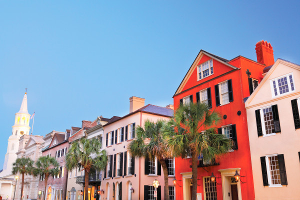 8 Reasons Why Charleston is America's Favorite Destination