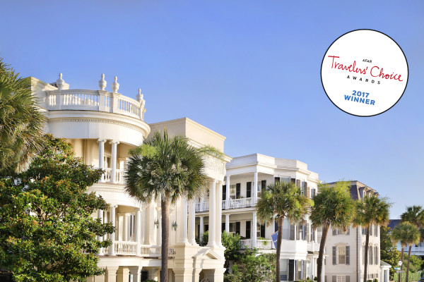 Charleston, SC Voted Best U.S. City in 2017 by AFAR Travelers' Choice Awards