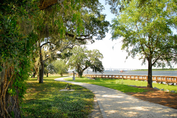 19 of Charleston's Most Beautiful Parks